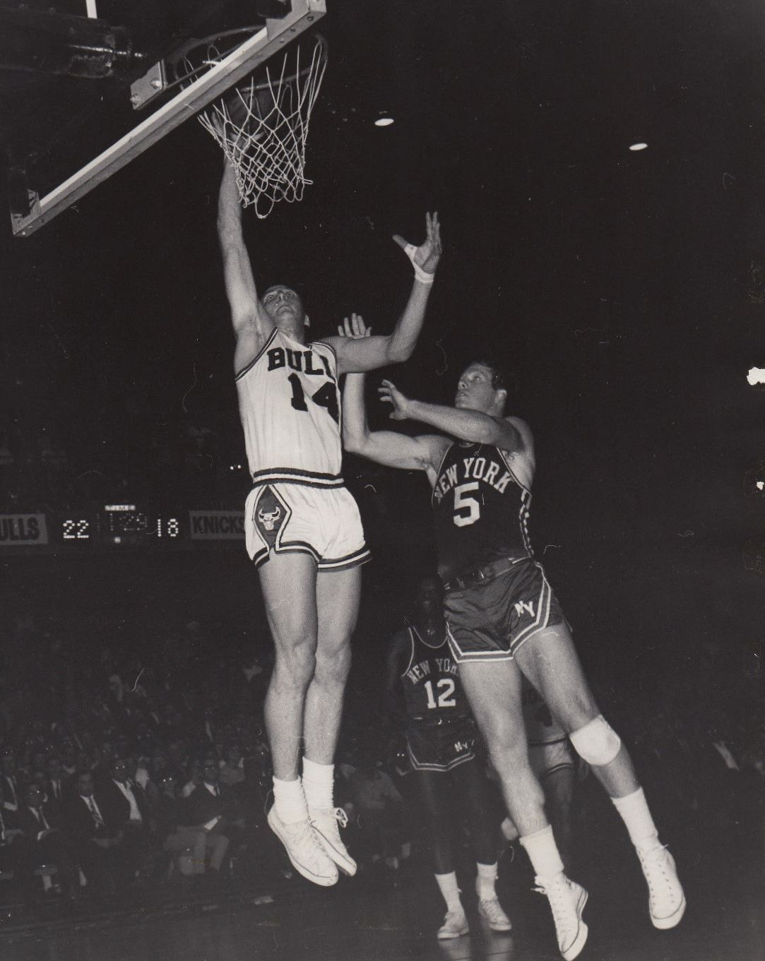 ABA American Basketball Association Players Erwin Mueller