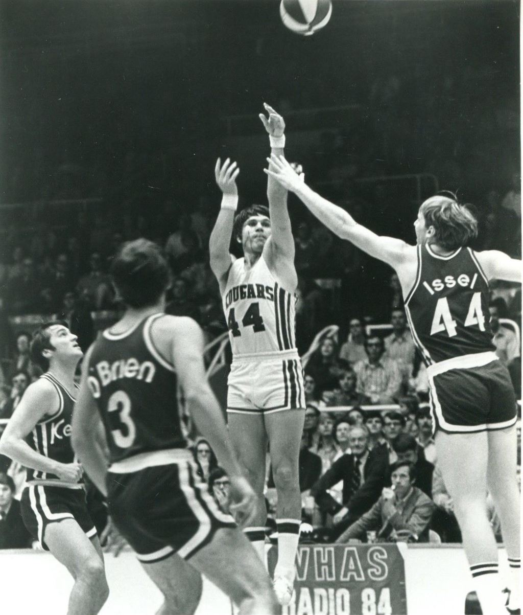 ABA American Basketball Association Players Jimmy O Brien