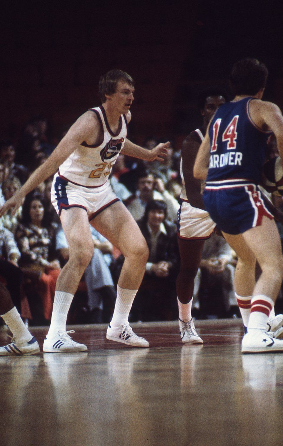 ABA American Basketball Association Players