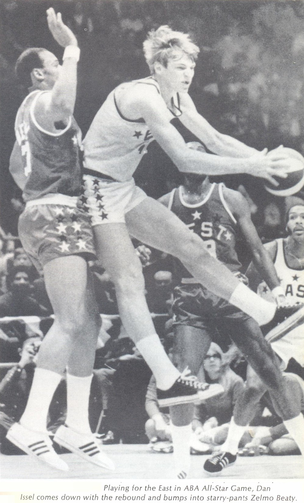 American Basketball Association Players Dan Issel