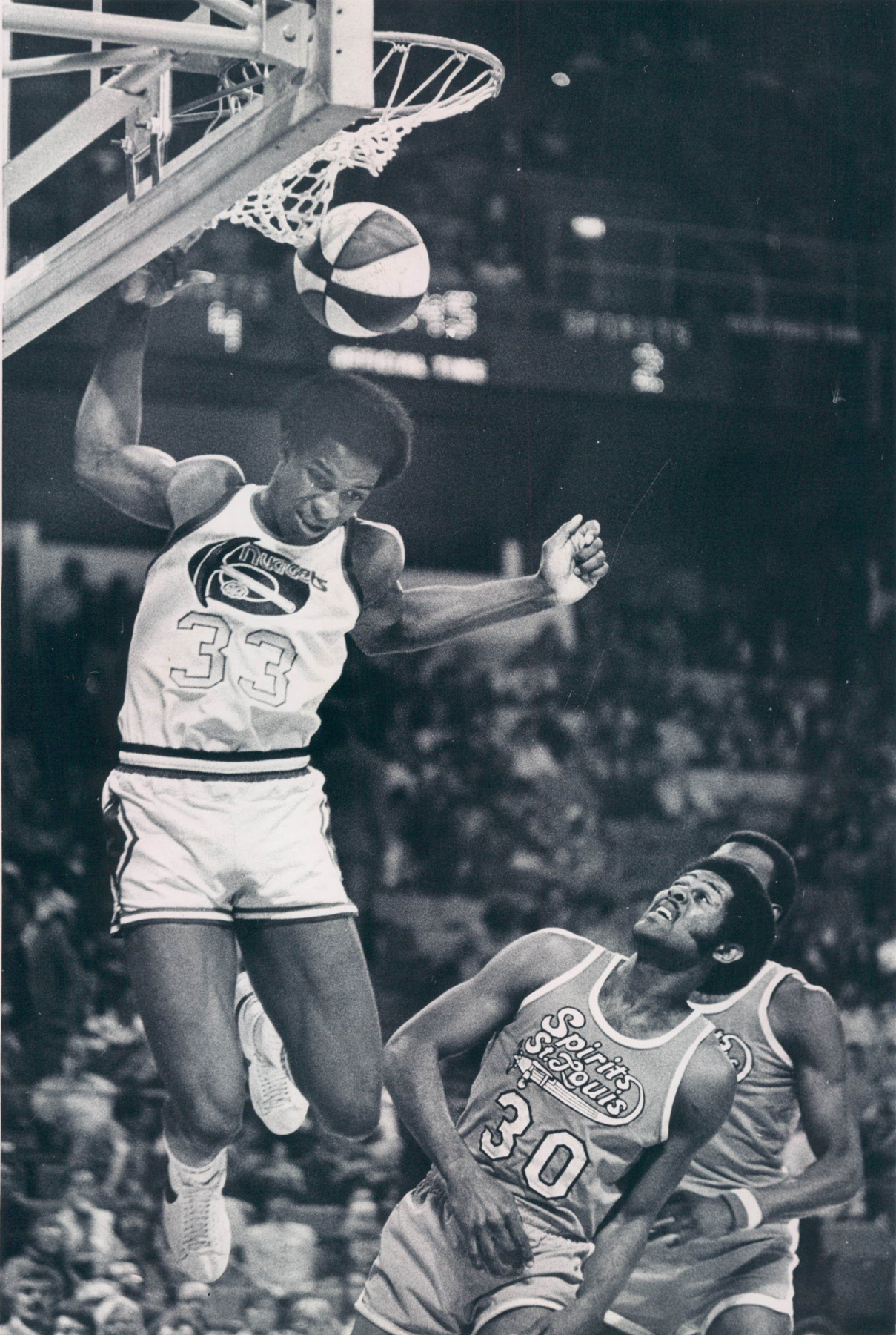 ABA American Basketball Association Players M L Carr