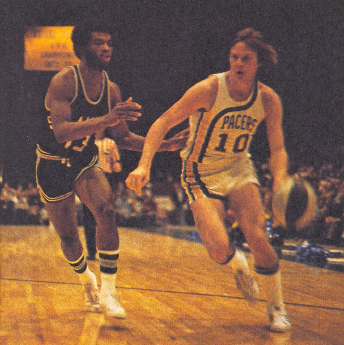 ABA American Basketball Association Players Don Buse