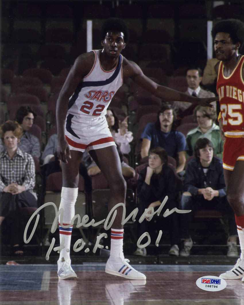 Stars 74 75 Home Moses Malone