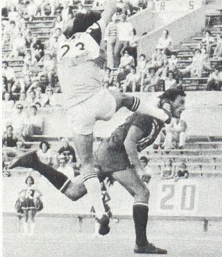NASL Colorado Caribous 78 Home Back Ronnie Blair