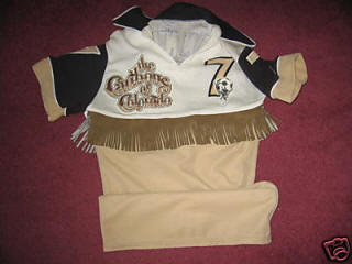 NASL Colorado Caribous 78 Home Jersey Brian Tinnion