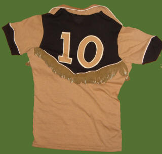 NASL Colorado Caribous 78 Road Jersey Louie Nanchoff Back