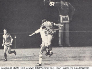 Chiefs 68 Road Back Brian Hughes, Vic Crowe