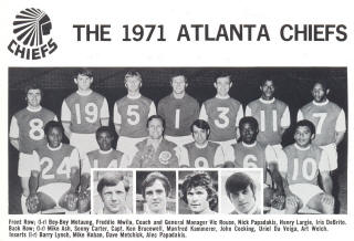 Chiefs 71 Team Road