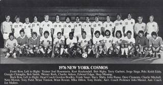 NASL Soccer New York Cosmos 76 Home Team 3