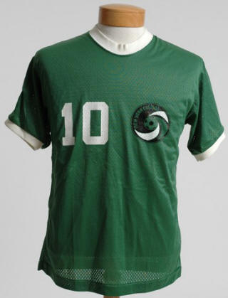 NASL Soccer New York Cosmos 76 Road Jersey Pele