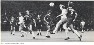 NASL Soccer New York Cosmos 76 Road Keith Eddy 2