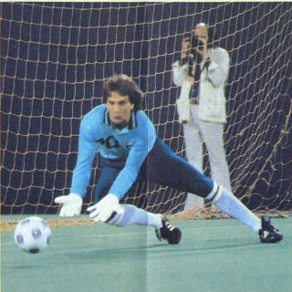 NASL Soccer New York Cosmos 78-79 Goalie David Brcic