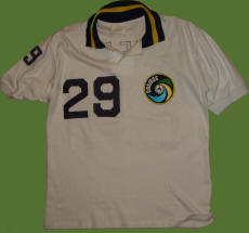 NASL Soccer New York Cosmos 79 Home Jersey Mark Liveric