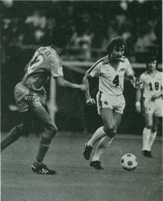 Drillers 80 Road Back Henk Ten Cate, Sounders