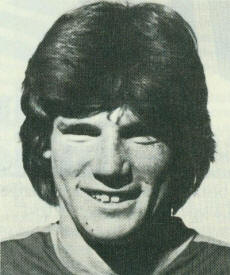 Edmonton Drillers 81 Head Bill Connor