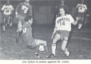 Earthquakes 75 Road Back Jim Zylker, Stars