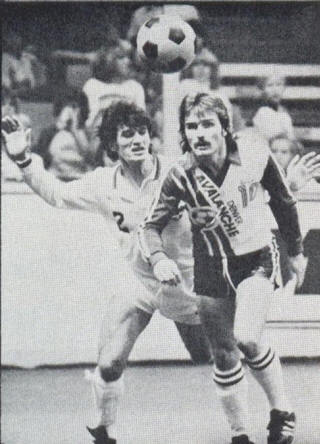 Arrows 81-82 Road Dave D'Errico, Avalanche