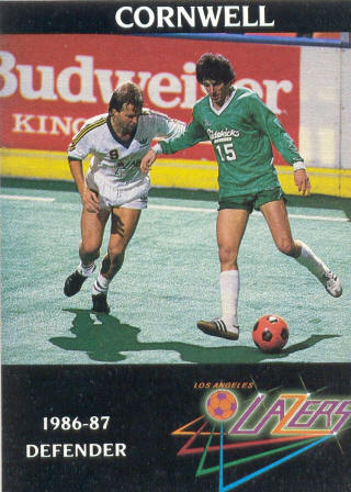 Sidekicks 86-87 Home Marcio Leite, Lazers