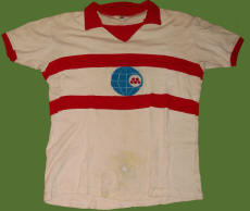NASL Soccer Montreal Olympique 70's Home jersey Unknown