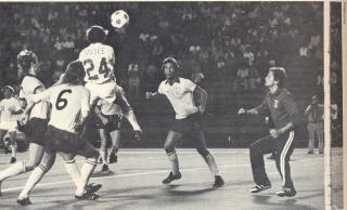 NASL Soccer Memphis Rogues 78 Road Bobby Thomson