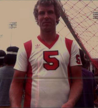 Tulsa Roughnecks 1979 Home Bob Chapman