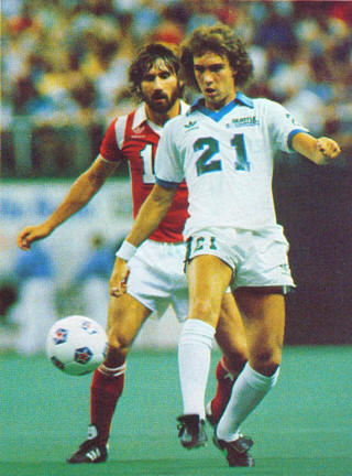 Roughnecks 81 Road George Gibbs, Sounders