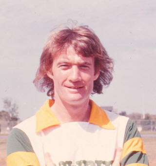 Rowdies 70's Head Rodney Marsh