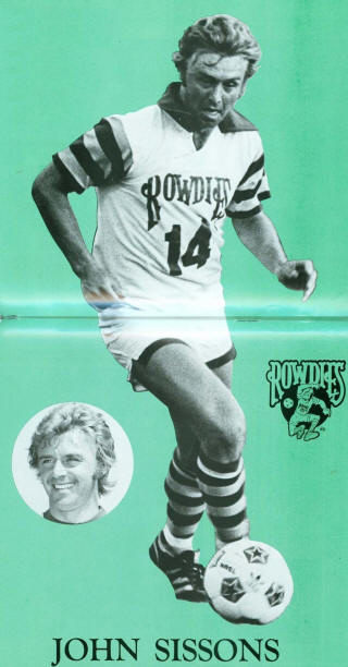 Rowdies 75 Home John Sissons 2