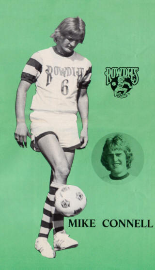 Rowdies 75 Home Mike Connell Poster