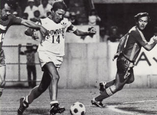 NASL Soccer Tampa Bay Rowdies 78 Home Joey Fink