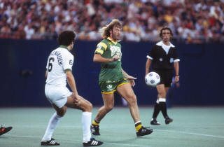 Rowdies 78 Road Rodney Marsh, Cosmos 2