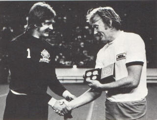 NASL Soccer Seattle Sounders 75 Home Jim Gabriel