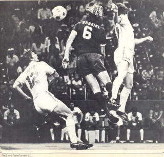 NASL Soccer Seattle Sounders 75 Road Back Jim Gabriel