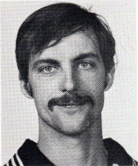 NASL Soccer Chicago Sting 78 Head Gary Rensing