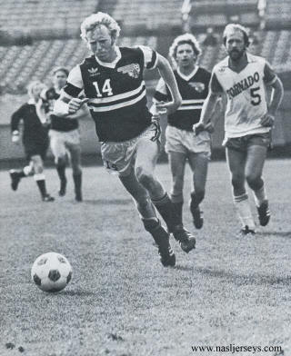 Chicago Sting 79 Road Charlie Fajkus, Tornado