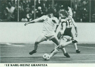 Sting 81-82 Road Back Karl-Heinz Granitza, Cosmos Jeff Durgan