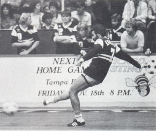 Sting 83-84 Indoor Home Back Victor Kodelja