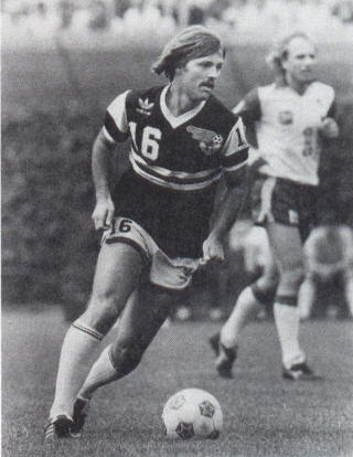 NASL Soccer Chicago Sting 84 Road Robert Meshbach