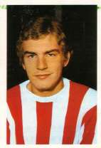Stoke City 68-69 Head John Mahoney