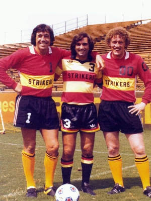 Banks, Best, Turner - Strikers Miami
