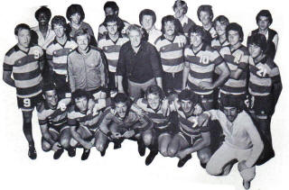 Ft. Lauderdale Strikers 1978 Team Picture