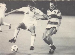 NASL Soccer Ft. Lauderdale Strikers Bob Bolitho