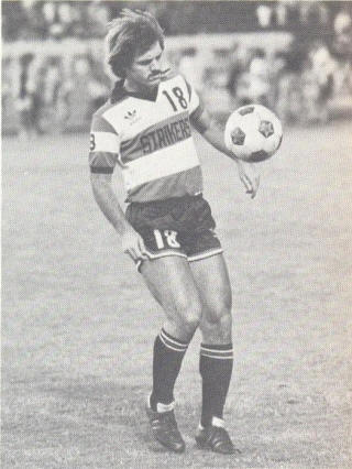 NASL Soccer Ft. Lauderdale Strikers 82- Road Robert Meschbach