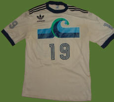 NASL Soccer California Surf 79 Home Jersey Len Renery
