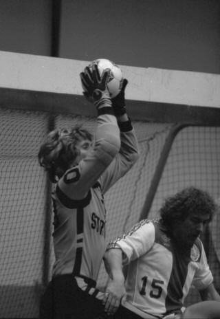 Tea Men 79-80 Indoor Home Brian Alderson, Strikers
