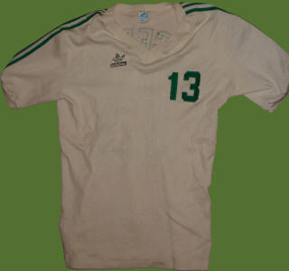 NASL Soccer Portland Timbers 75 Home Jersey Chris Dangerfield