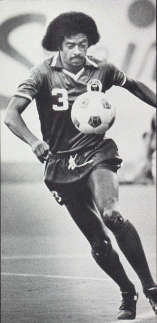 NASL Soccer Portland Timbers 79 Road Clive Charles