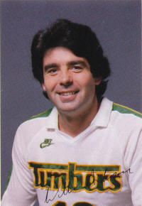 NASL Soccer Portland Timbers 82 Head Willie Anderson 2
