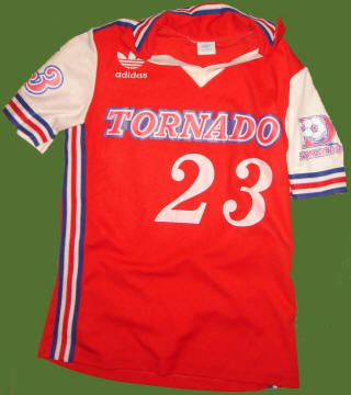 Tornado 81 Road Jersey Paul Jones