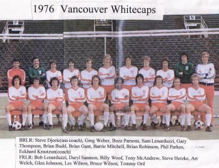NASL Soccer Vancouver Whitecaps 76 Home Team.JPG